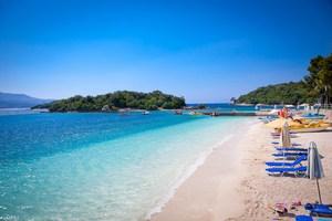 Albańskie Karaiby